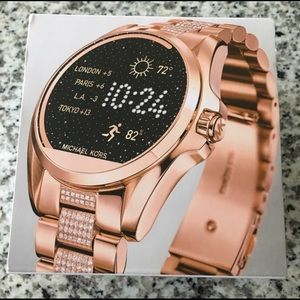 Accessories - Michael Kors SmartWatch Brand New